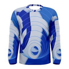 Geo Fun 14 Men s Long Sleeve T-shirts