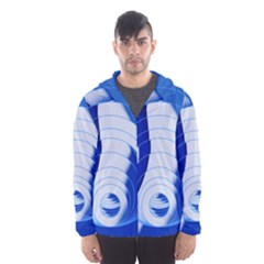 Geo Fun 14 Hooded Wind Breaker (Men)