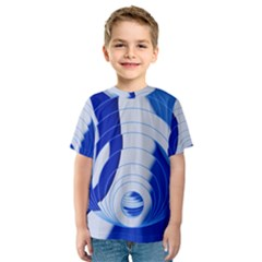 Geo Fun 14 Kid s Sport Mesh Tees