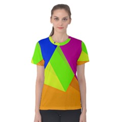 Geo Fun 15 Women s Cotton Tees