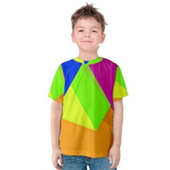 Geo Fun 15 Kid s Cotton Tee