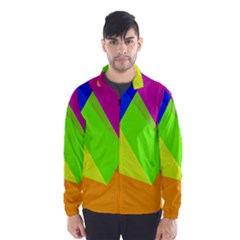 Geo Fun 15 Wind Breaker (Men)