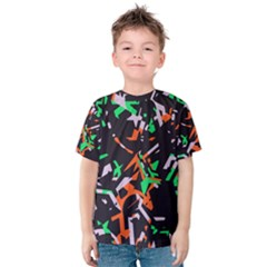 Broken Pieces Kid s Cotton Tee