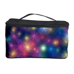 Sparkling Lights Pattern Cosmetic Storage Cases