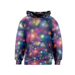 Sparkling Lights Pattern Kid s Pullover Hoodies