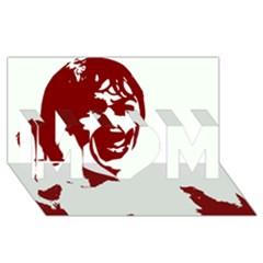 Psycho MOM 3D Greeting Card (8x4)
