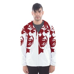 Psycho Hooded Wind Breaker (Men)