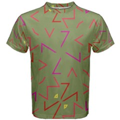 Angles Men s Cotton Tee