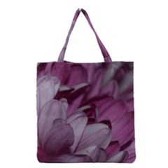Purple! Grocery Tote Bags