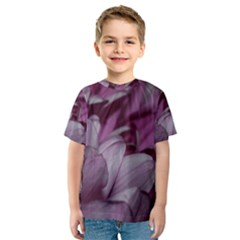 Purple! Kid s Sport Mesh Tees