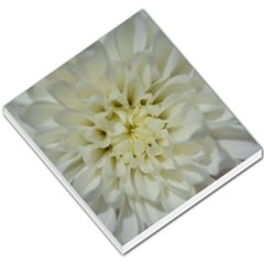 White Flowers Small Memo Pads