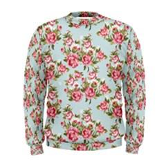 Raining Roses Men s Sweatshirt