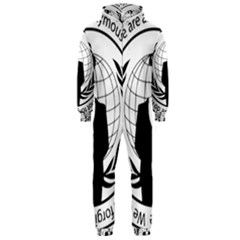 Anonymous Seal  Hooded Jumpsuit (men)