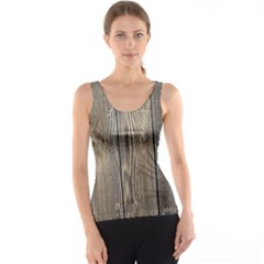 WOOD FENCE Tank Top