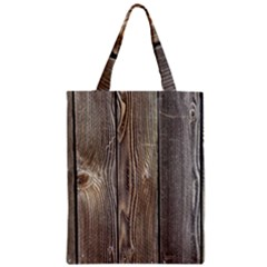 Wood Fence Classic Tote Bags