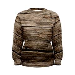 WEATHERED WOOD Women s Sweatshirts