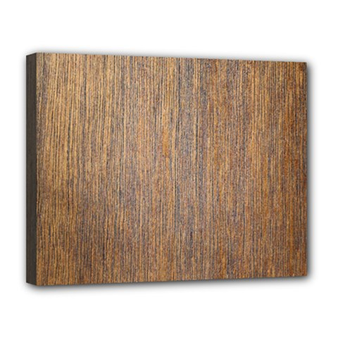 Walnut Canvas 14  X 11