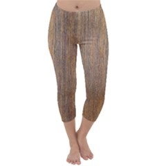 WALNUT Capri Winter Leggings