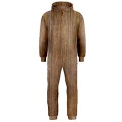 WALNUT Hooded Jumpsuit (Men)