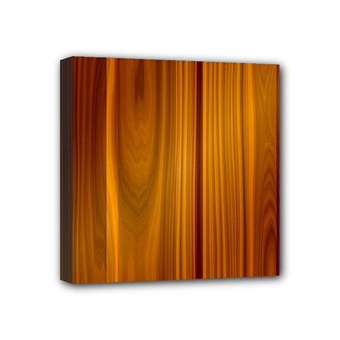 Shiny Striated Panel Mini Canvas 4  X 4