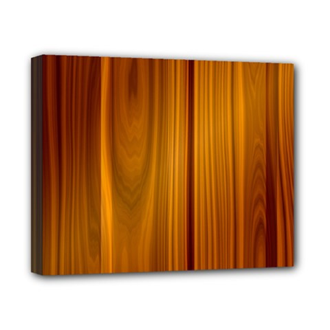 Shiny Striated Panel Canvas 10  X 8