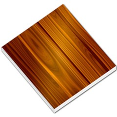 Shiny Striated Panel Small Memo Pads