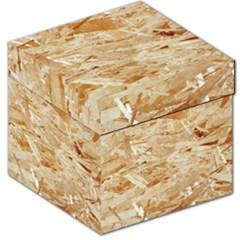 Osb Plywood Storage Stool 12