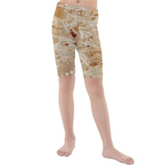 OSB PLYWOOD Kid s Mid Length Swim Shorts