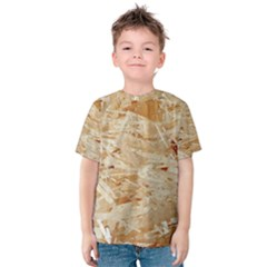 OSB PLYWOOD Kid s Cotton Tee