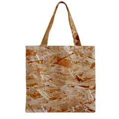 Osb Plywood Grocery Tote Bags