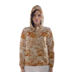 OSB PLYWOOD Hooded Wind Breaker (Women)