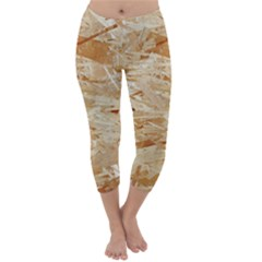 OSB PLYWOOD Capri Winter Leggings