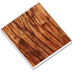 Old Brown Weathered Wood Small Memo Pads