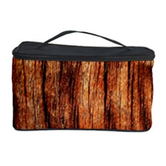 OLD BROWN WEATHERED WOOD Cosmetic Storage Cases