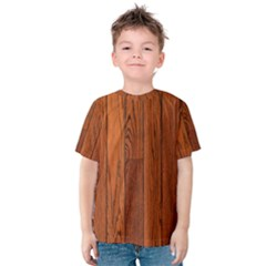 OAK PLANKS Kid s Cotton Tee
