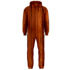 Oak Planks Hooded Jumpsuit (men)