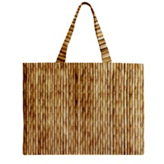 Light Beige Bamboo Tiny Tote Bags