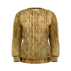 LIGHT BEIGE BAMBOO Women s Sweatshirts