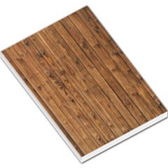 Knotty Wood Large Memo Pads