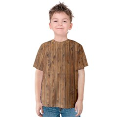 KNOTTY WOOD Kid s Cotton Tee