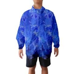 Splashes Of Color, Blue Wind Breaker (Kids)