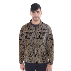 GREY TREE BARK Wind Breaker (Men)