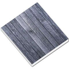 GREY FENCE Small Memo Pads