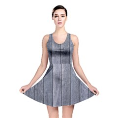 Grey Fence Reversible Skater Dresses