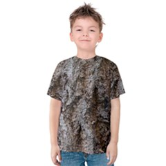DOUGLAS FIR BARK Kid s Cotton Tee