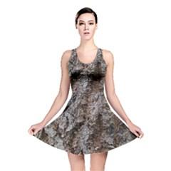 Douglas Fir Bark Reversible Skater Dresses