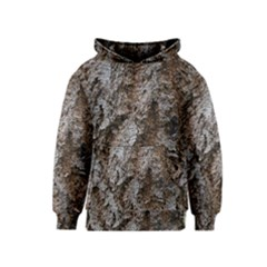 DOUGLAS FIR BARK Kid s Pullover Hoodies