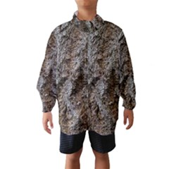 DOUGLAS FIR BARK Wind Breaker (Kids)