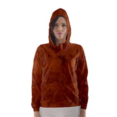 BURL OAK Hooded Wind Breaker (Women)