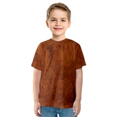 Burl Oak Kid s Sport Mesh Tees